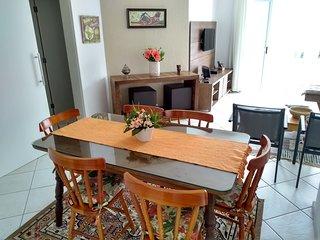 Lindo Apartamento de 3 quartos em Jurere, Florianopolis - ideal para familias