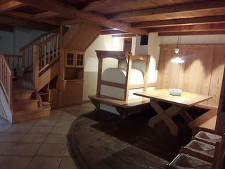 Casa vacanza 6 o 8 posti letto a Predazzo Val di Fiemme Dolomiti