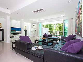 4 Bed Golf Pool Villa Sleeps 10 Phuket by HVT (A) by HVT
