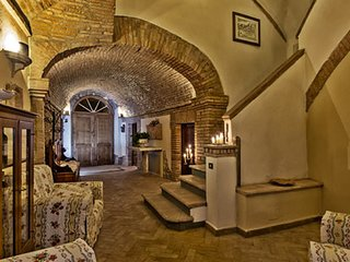 Rilassati tra le colline umbre Il Castello Di Rosceto