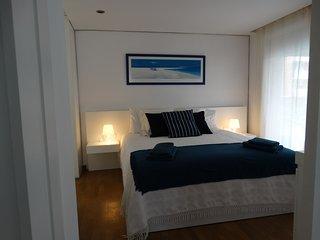 Bonito apartamento frente al mar en la población costera -Sant Vicenç de Montalt