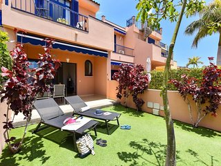 2 bedroom Villa in Meloneras, Canary Islands, Spain : ref 5629350