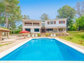 3 bedroom Villa in Colonia de Sant Jordi, Balearic Islands, Spain : ref 5506504