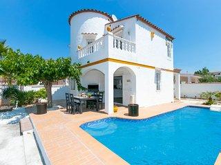 4 bedroom Villa in Puigmal, Catalonia, Spain : ref 5629362
