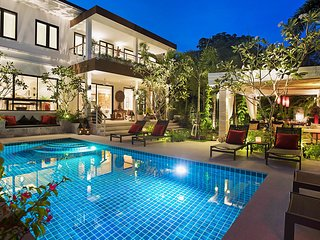 Luxury 4 Bedroom Pool Villa Koh Samui Beach