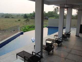 Treas Three Luxury 2BHK Apartment near Candolim