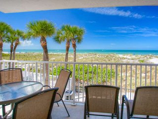 Gorgeous Views of the Gulf of Mexico From Your Private Balcony.