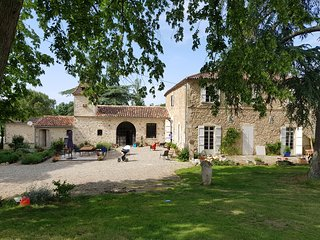 Chateau de Larrouze - newly renovated for 2018!