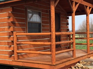 New - Log Cabin At Big Muddy Brewing