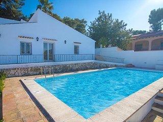 Villa Mamounia en Teulada-Moraira,Alicante para 8 huespedes