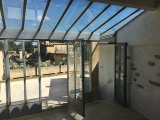 Le patio du mûrier, Guesthouse centre village Pont du Gard