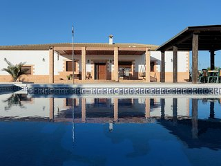 Holiday Homes Villa Paquita in countryside of Seville. Ideal visit all Andalusia