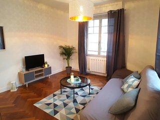 Appartement tres lumineux au coeur du vieux joigny