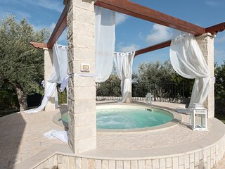 Villa in the countryside with jacuzzi
