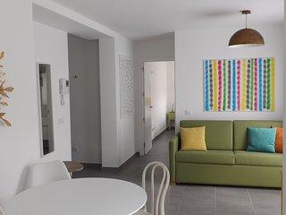 Apartamento nuevo, de diseno y con vistas