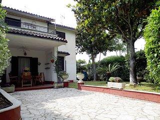 Villa a San Felice Circeo, Residence Punta Corallo