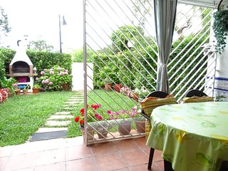 In Platja d'Aro, ground floor apartment in front of the pool.