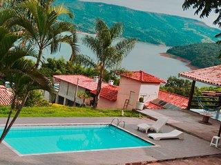 Vista do Lago - Casa para 16 Pessoas