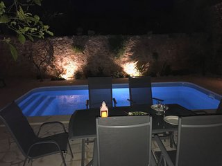 Renovated village house with private pool
