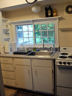 Kitchenette with all  the essentials