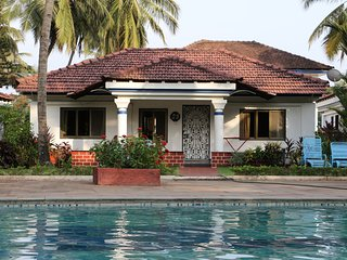 Villa Jaya by the pool