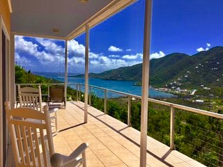 Coral Livin' - Enjoy the Views, Gentle Breezes & Charm of Coral Bay.