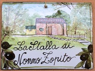 casa vacanza Abruzzo- La stalla di nonno Zopito