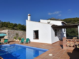 Secret hideaway cottage in Frigiliana