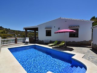 Very comfortable rural villa with private pool in Nerja