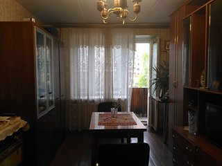 Apartment for FIFA fans in good location near Volga