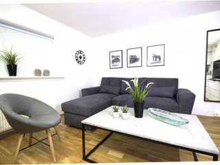 *1-3 Guests* One Bedroom DOWN TOWN Apartment - Terrific Location!