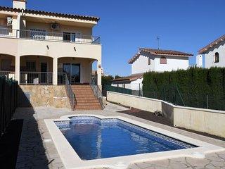 4 bedroom Villa in Las Tres Cales, Catalonia, Spain : ref 5629357