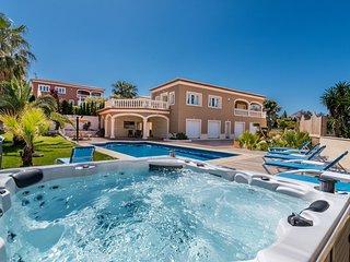 5 bedroom Villa in Xabia, Valencia, Spain : ref 5556559