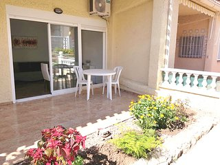 Ground Floor Apartment Benidorm