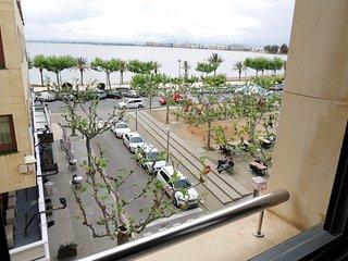 Apartamento en 1a linea de playa en Roses en alquiler-PC LLEVANT