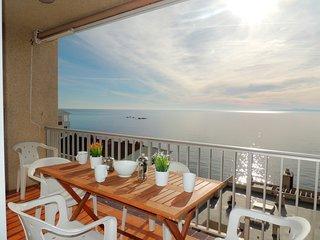 Apartamento vistas al mar en Canyelles Roses en alquiler-Dallas 2