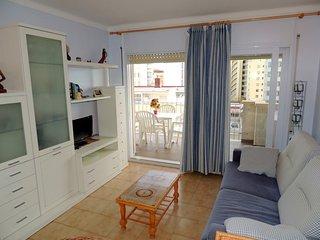 Apartamento de una habitación en alquiler en Roses-Delta