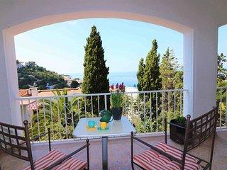 Apartamento alquiler en Canyelles Roses con vistas al mar. STA BARBA