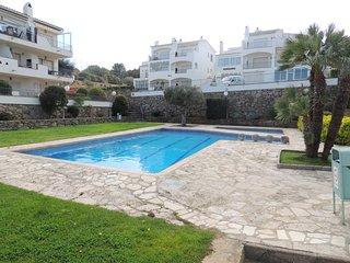 Apartamento con piscina en alquiler en Roses-JARD3-1B3