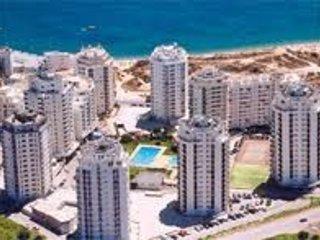 Apartamento  150 m Praia, vista de  Mar,  Comércio à Porta