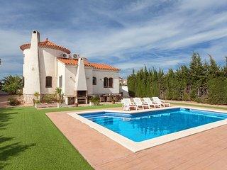 3 bedroom Villa in Las Tres Cales, Catalonia, Spain : ref 5546378