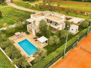5 star luxury villa 'SMRIKVE LOUNGE'  (still 2 weeks available in August!)