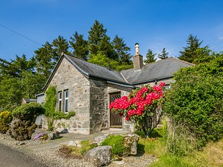 The Lodge, Kilberry, Argyll Scotland