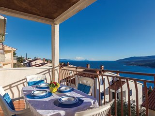 3 bedroom Apartment in Rabac, Istria, Croatia : ref 5543604