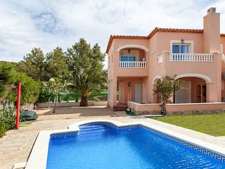 4 bedroom Villa in Las Tres Cales, Catalonia, Spain : ref 5533322