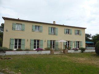 Le Manoir de Flassans 6 Bed Retreat in Flassans - sur- Issole