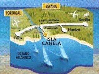 IS. CANELA - RES. ALBATROS, holiday rental in Isla Canela