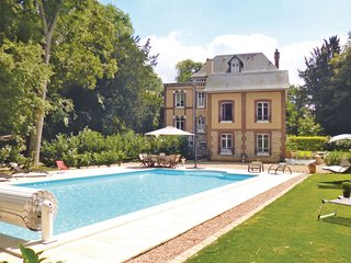 3 bedroom Villa in Fleury-sur-Andelle, Normandy, France : ref 5547372