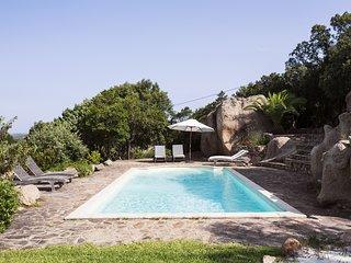 Villa Lu Muntigiu in Sardegna