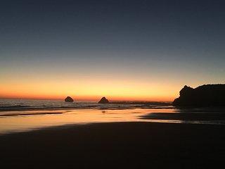 Beachfront at Praia da Rocha